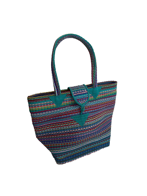 Bolsa Playa Azul Pequeña