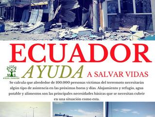 ECUADOR MAS+ QUE NUNCA