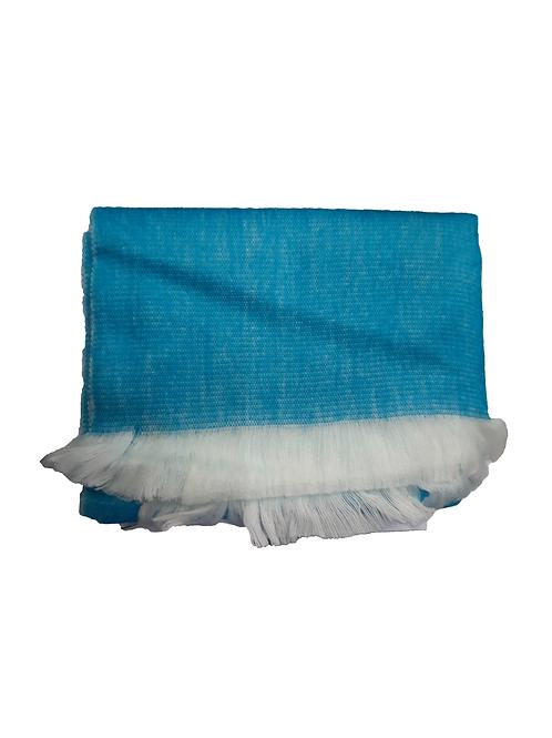 Bufanda Azul Claro