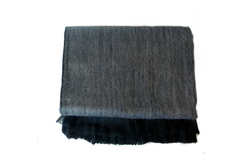 Bufanda gris