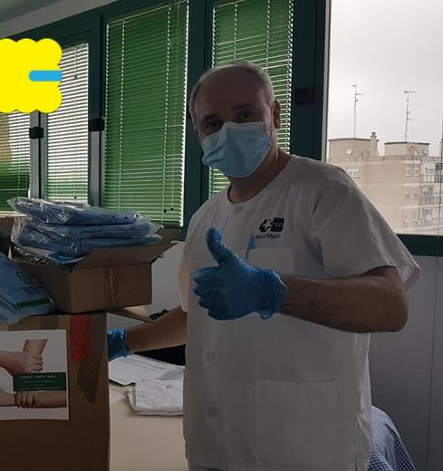 HOSPITAL UNIVERSITARIO DE MOSTOLES
