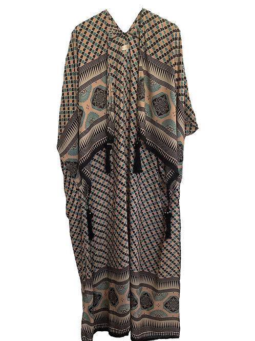 Kimono Mombai Kaki