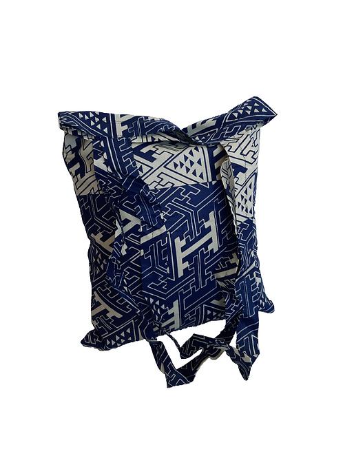 Bolsa Tela Azul