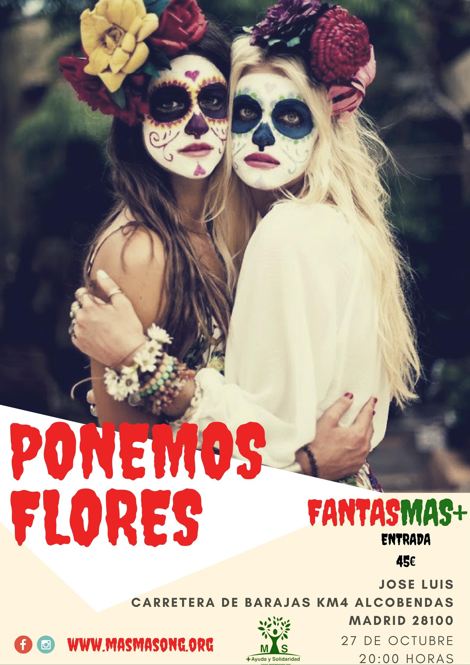 MAS+ ❤️ FLORES