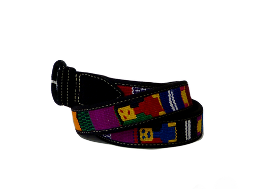 Cinturón de ante