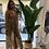 Thumbnail: Vestido Pico Recto Kerani