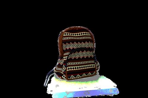 Mochila Quechua marrón