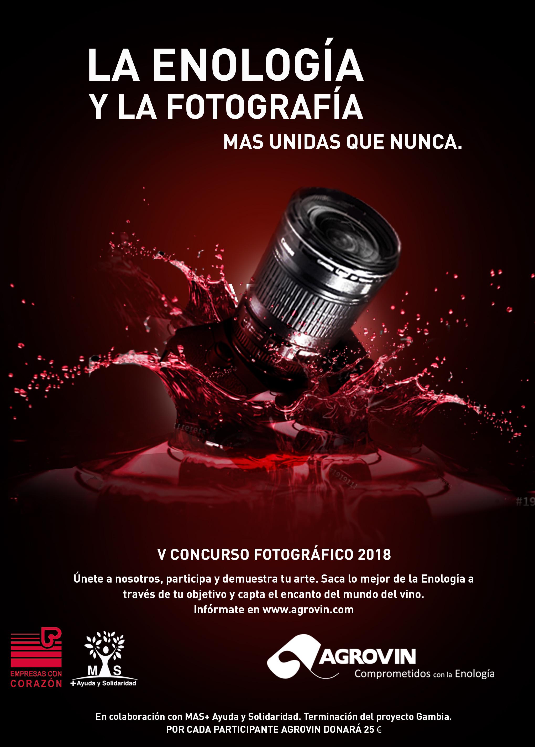 II Concurso Fotografica AGROVIN