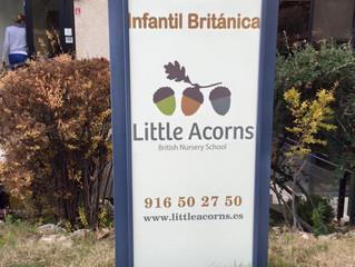 LITTLE ACORN ES MAS+