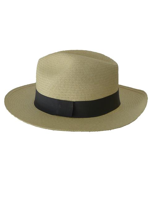 Sombrero gris ocuro