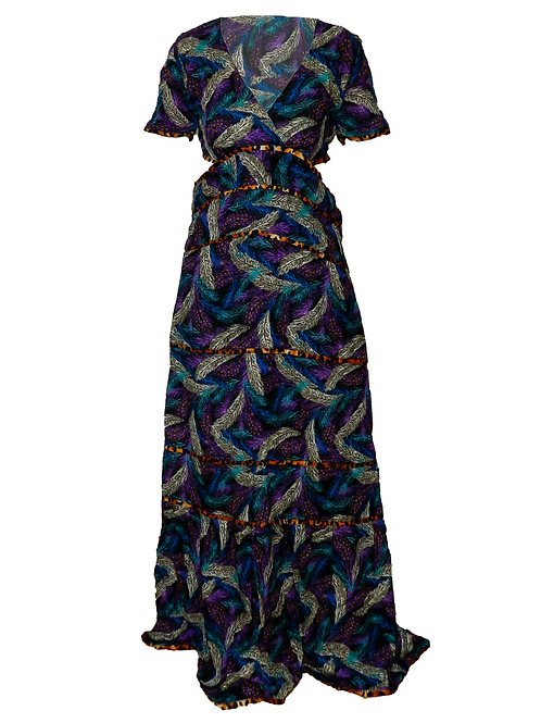 Vestido Largo Bintou Algodón