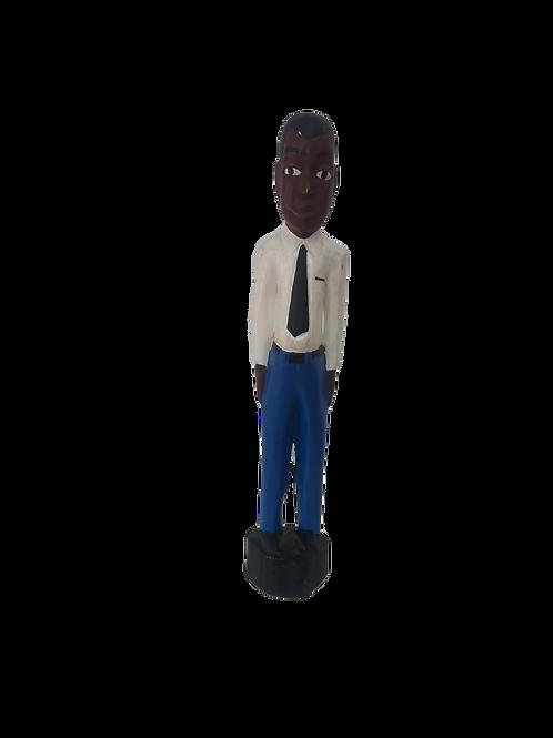Figura Madera Hombre