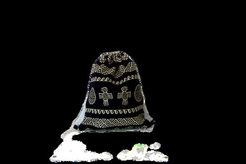 Mochila de tela con cuerdas Kuzka