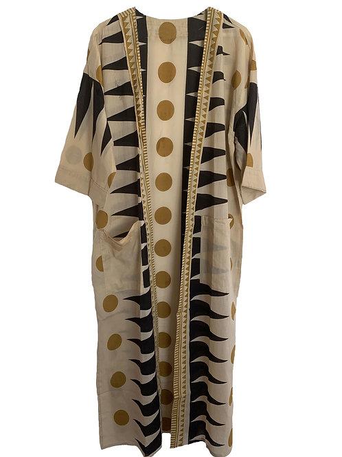 Kimono Bolsillos Pares