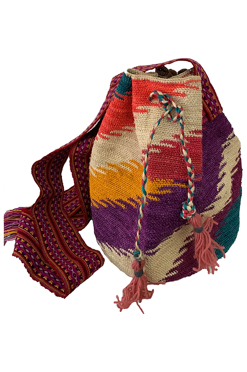 Shigra multicolor XL Soraya