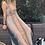 Thumbnail: Vestido Pico Recto Nusue