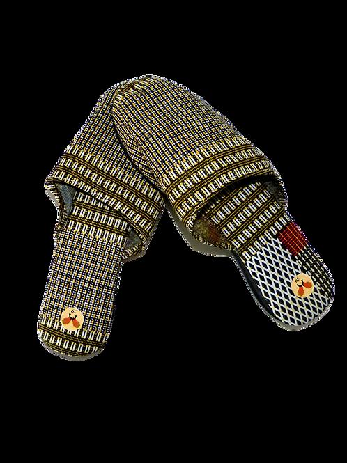 Zapatillas de Cuadraditos