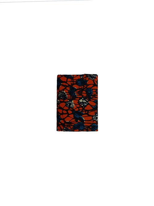 Cuaderno Pequeño Naranja