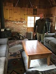 mountai cabin