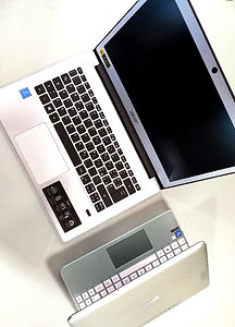 notebook acer hp lenovo sony vaio asus
