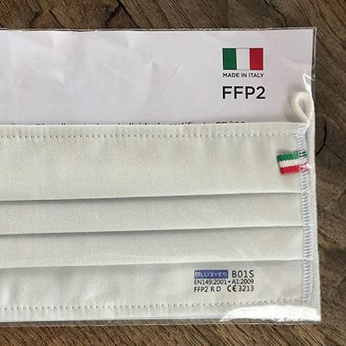 MASCHERINA FFP2 LAVABILE E UTILIZZABILE MADE IN ITALY