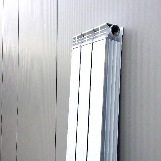 radiatore alluminio rexal