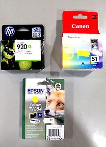 cartucce canon epson hp brother oki ricoh