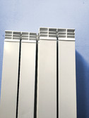 radiatore in alluminio