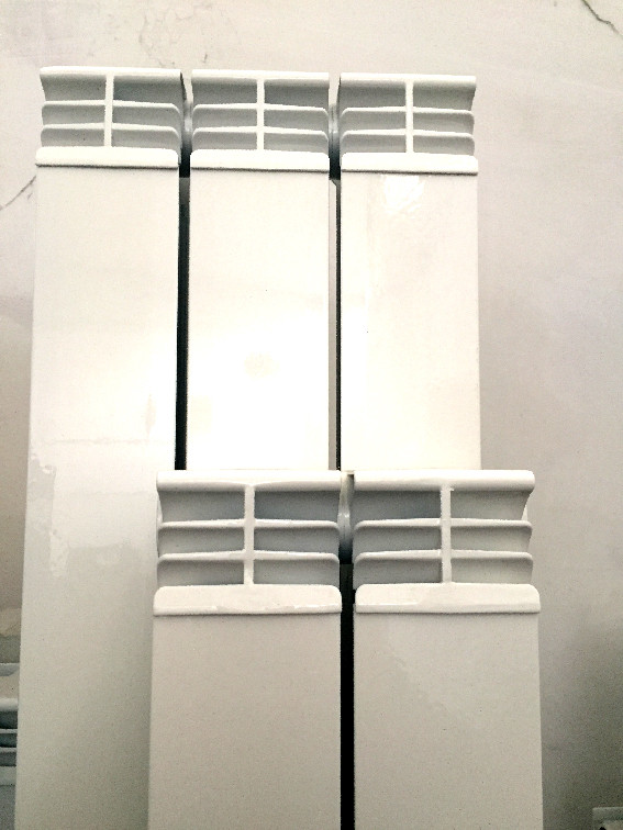 radiatori alluminio estrusi