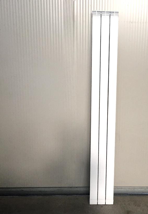 radiatore alluminio estruso