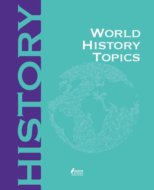 world history topics