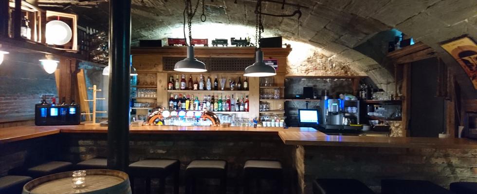 Pisoni Bar & Pub im UG.