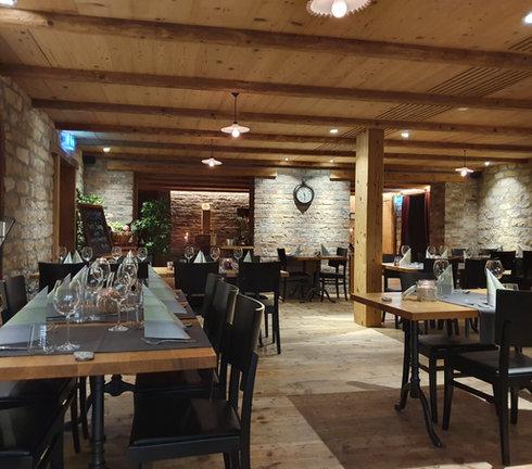 Pisoni Restaurant im UG.