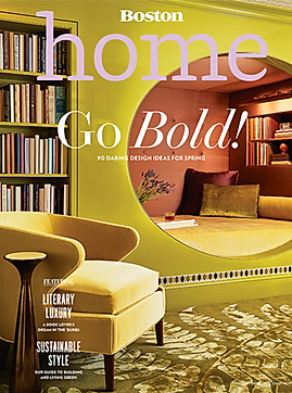 Boston Home Magazine Spring 2021 Issue