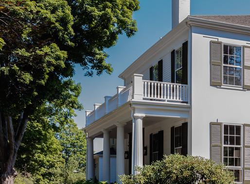 2019 Bulfinch Award Winner - Governor's House
