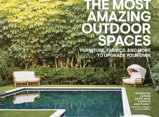 HOUSE BEAUTIFUL talks Inspiration with designer Lisa Tharp