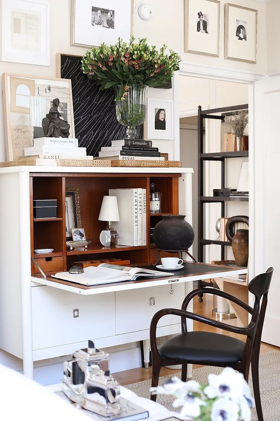 Add personal styling to your work desk