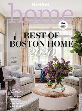 Lisa Tharp Best of Boston Home 2020
