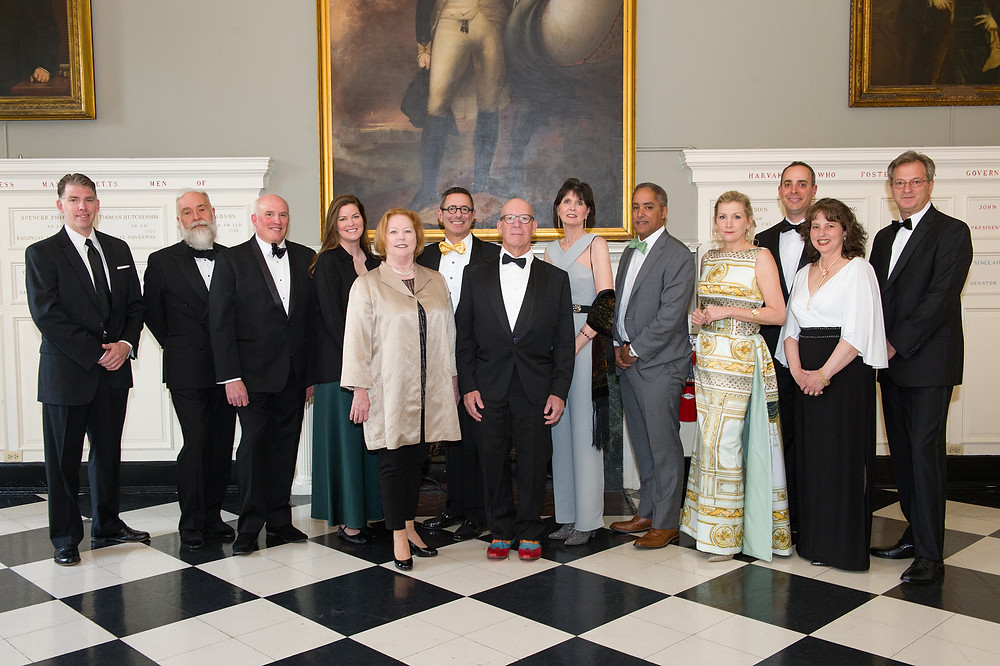 Institute of Classical Architecture & Art's Officers and Board Members