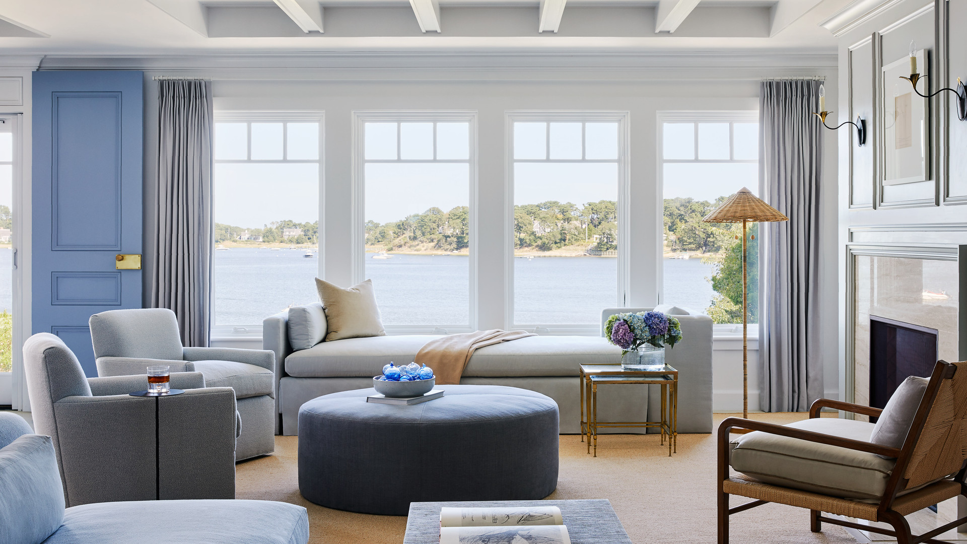 Chatham | A House by the Sea | Video | Lisa Tharp Design