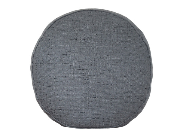 Pure New Zealand Box Pillow - Round