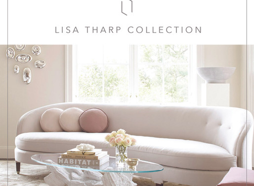 New LISA THARP COLLECTION: Distinctive, Locally Handcrafted and Healthy for People and Planet