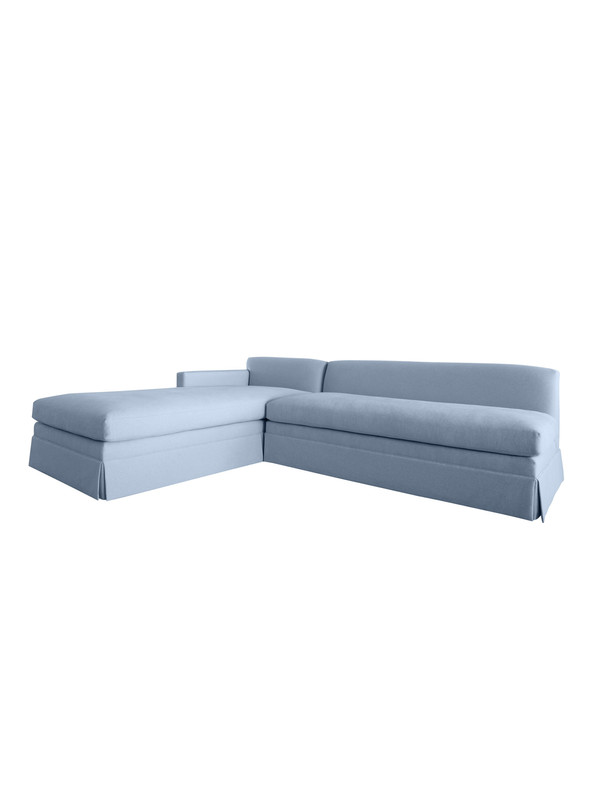 Streamlined Sectional