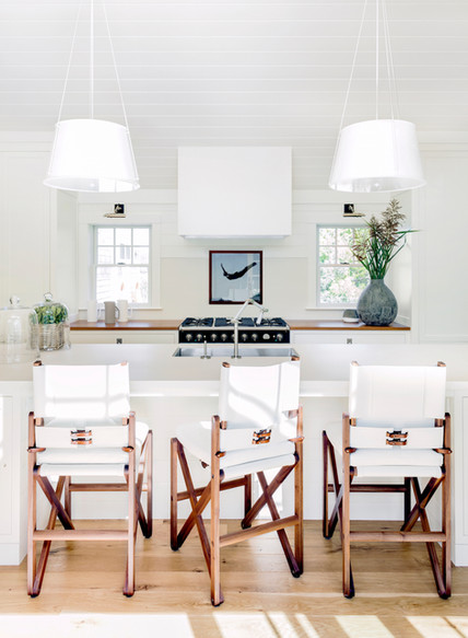 Salt Marsh, Kitchen