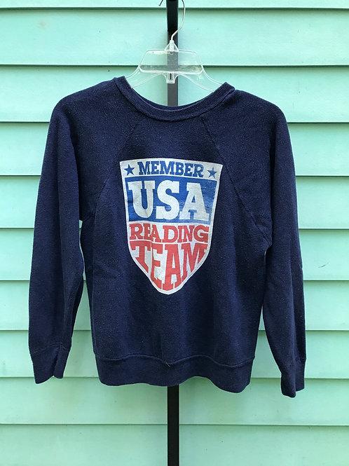 USA Reading Team vintage sweatshirt