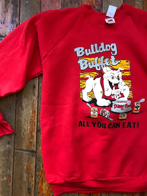 Bulldog Buffet Sweatshirt