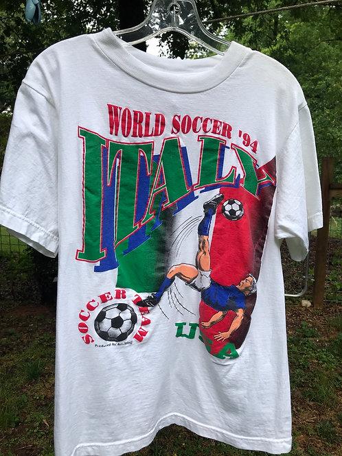WORLD SOCCER USA 1994 t shirt