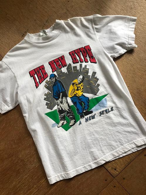 Vintage 90's hip hop t-shirt