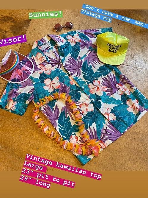 Hawaiian party pack