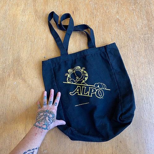 Vintage ALPO dog tote bag